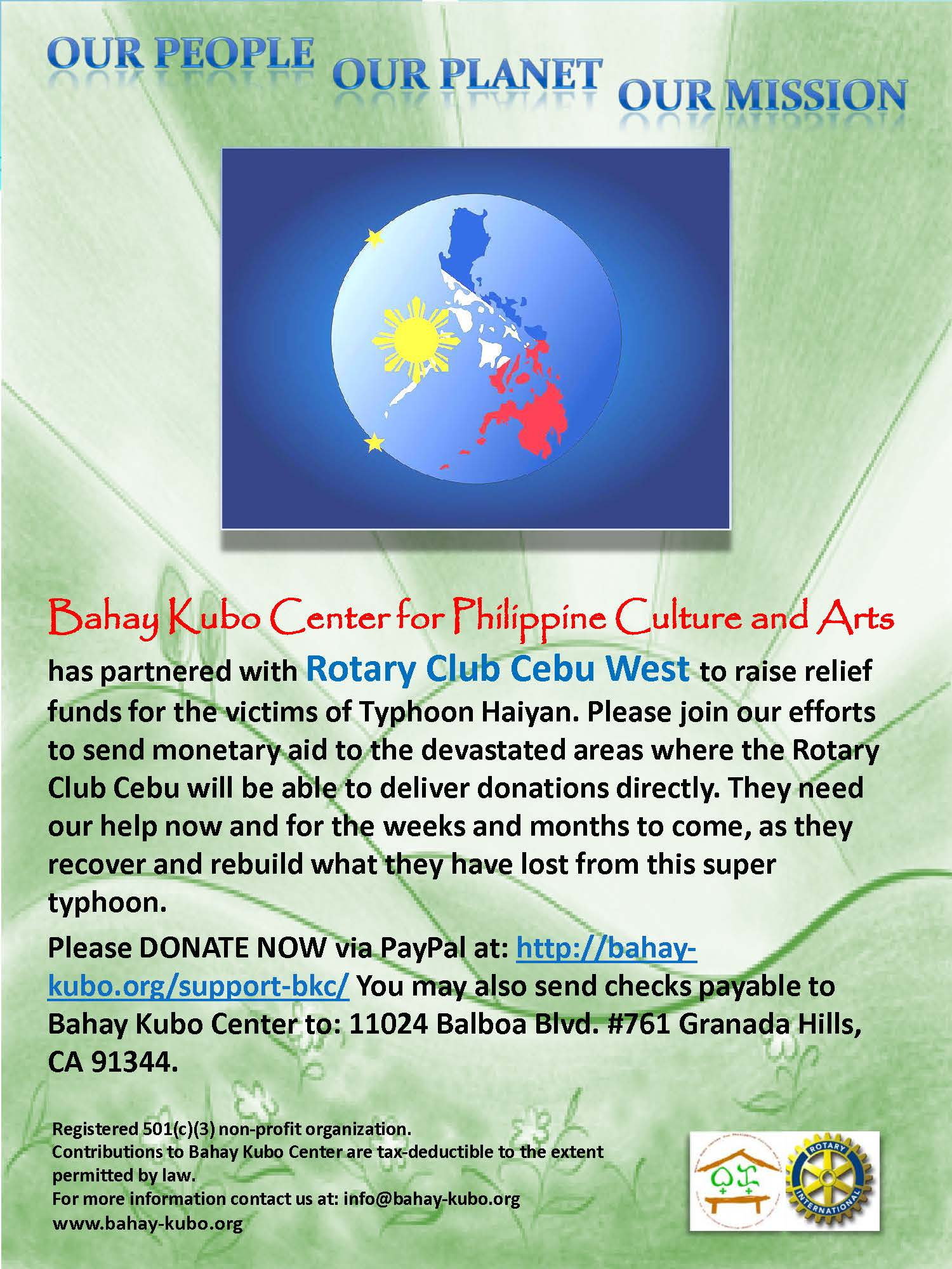 Flyer-Typhoon Haiyan Relief-draft 4